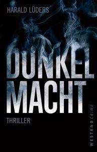 Buchcover: Harald Lüders - Dunkel Macht