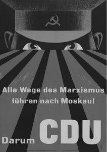 Plakate CDU