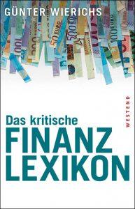 Günter Wierichs – Das kritische Finanzlexikon