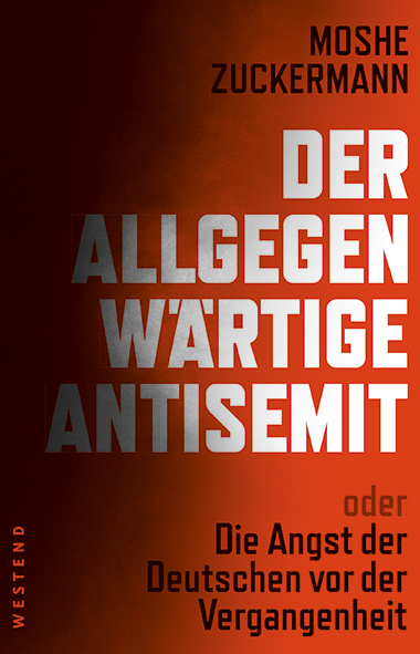 Cover Moshe Zuckermann - Der ewige Antisemit