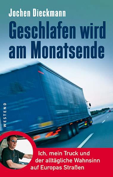 Jochen Dieckmann - Geschlafen wird am Monatsende