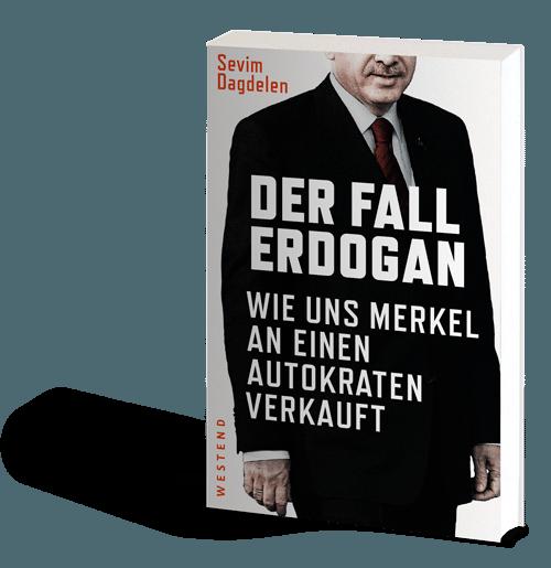 Buchcover: Sevim Dagdelen – Der Fall Erdogan