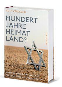 Rolf Verleger – Hundert Jahre Heimat Land?